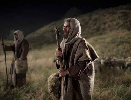 Sparks Lesson – Shepherds Tell the Good News