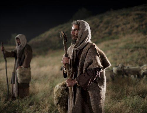 Sparks Lesson – Shepherds Tell the Good News