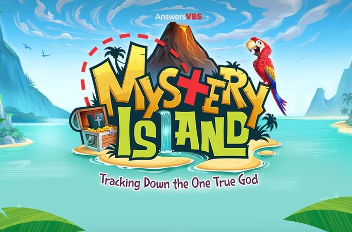 Mystery Island Event