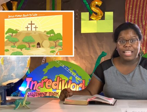 Vacation Bible School Day 3